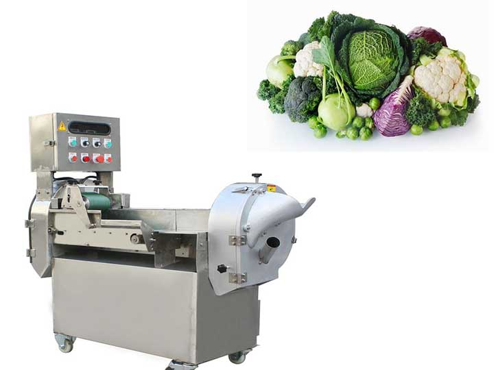 multifunctional commercial vegetable cutting machine