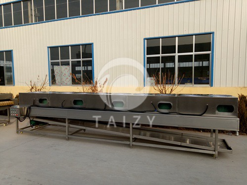Air-drying production line (2)