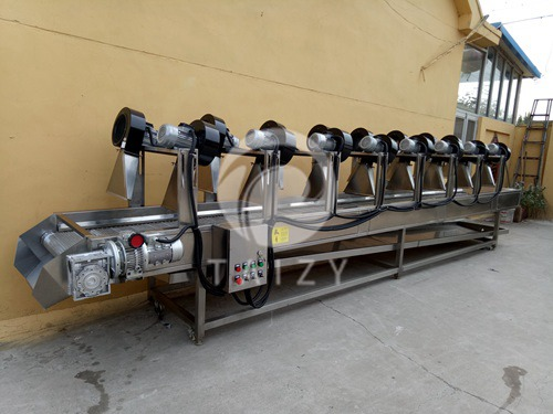 Air-drying production line (5)
