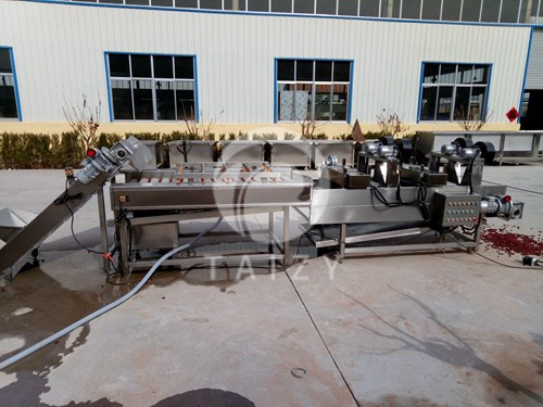 Air-drying production line (6)