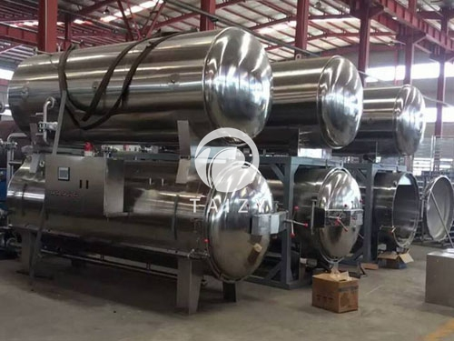 Autoclave/High temperature sterilizer machine