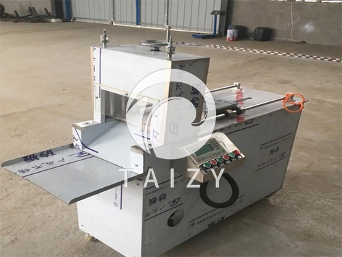 beef and mutton cutting machine
