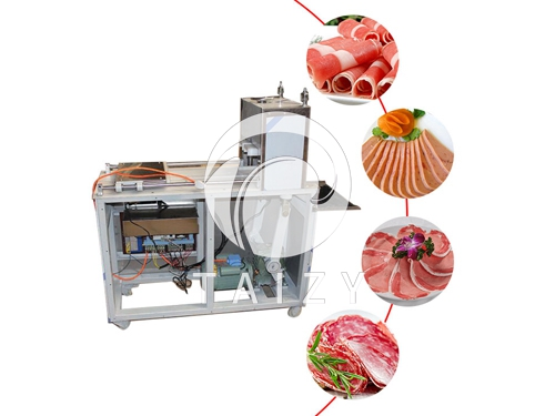 beef and mutton cutting machine: