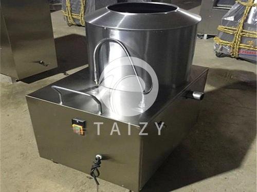 Barrel peeling cleaning (2)
