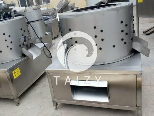 chicken peeling machine