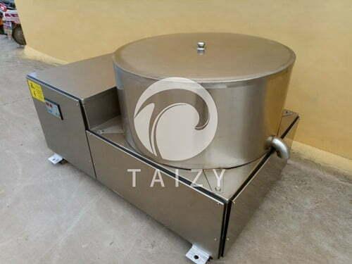 De-oiling machine (1)