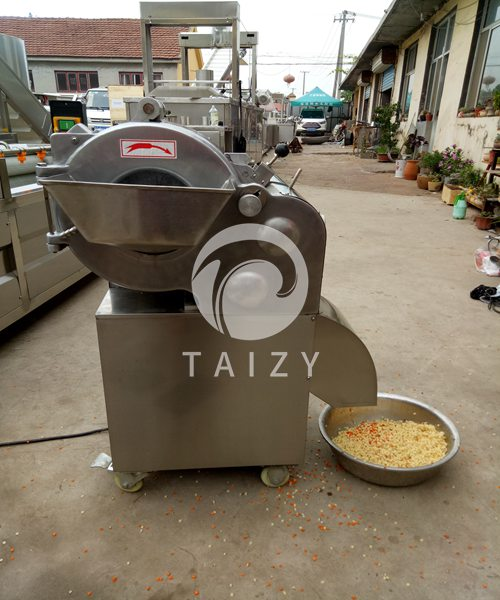 commercial dicer machine