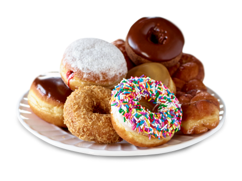 Commercial batch Donut recipe