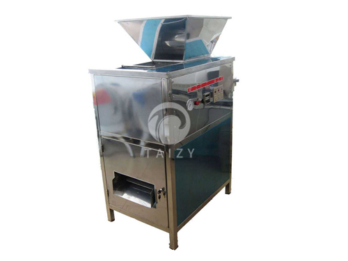 Full automatic onion skin peeling machine with stainless steel (5)