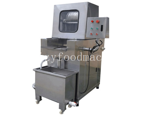Meat-duck-breast-brine-injecting-machine-13