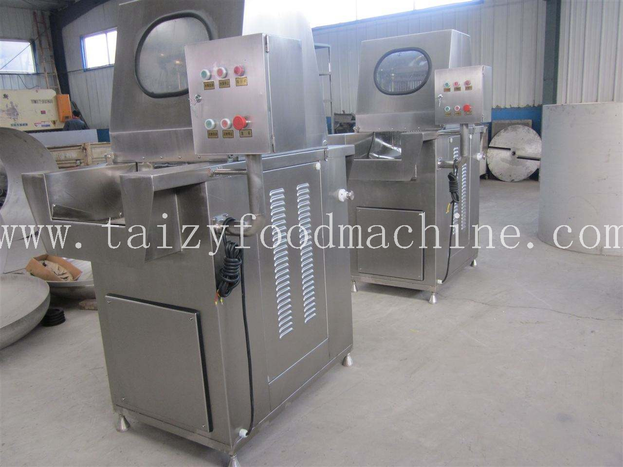 Meat duck breast brine injecting machine