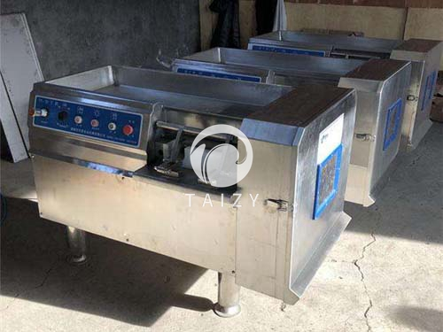 meat dicing machine
