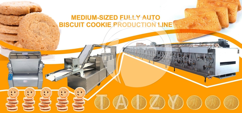 Biscuit Production Line1
