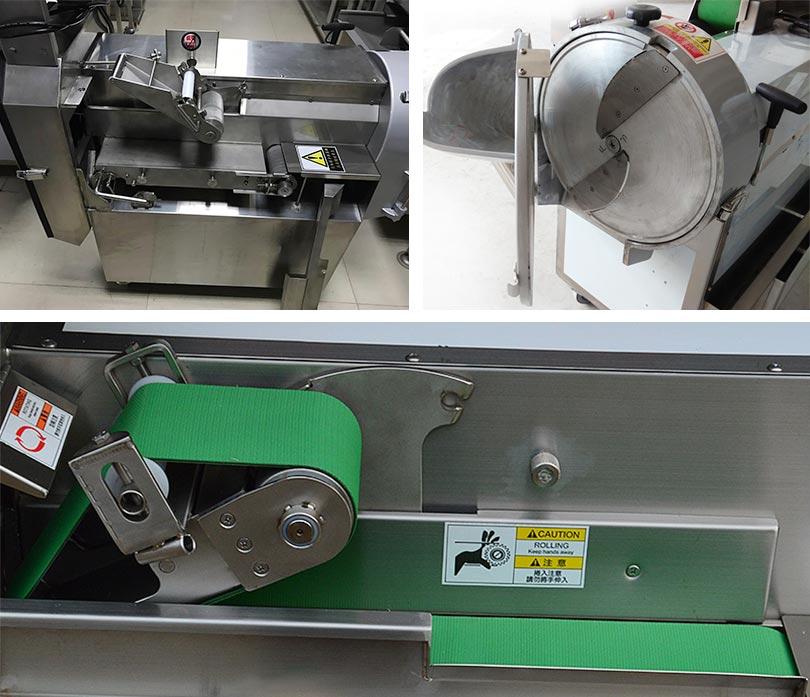 commercial potato slicer details