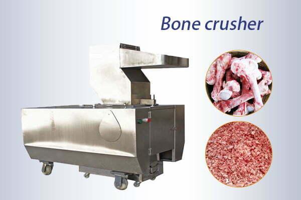 industrial animal bone crusher machine