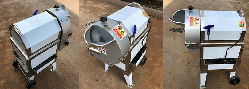 muliti-functionan vegetable slicing machine in stock