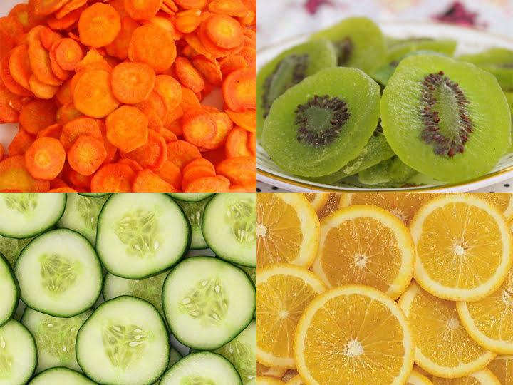 vegetable cutting machine application