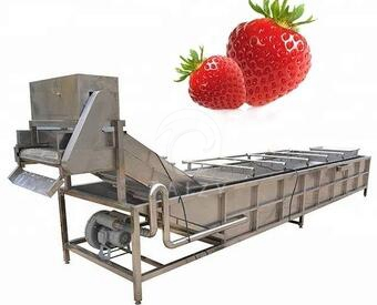Fruit and Vegetable Washing Machine Manufacturers in China