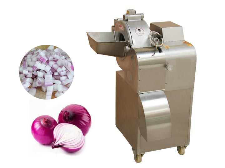 commercial onion dicing machine