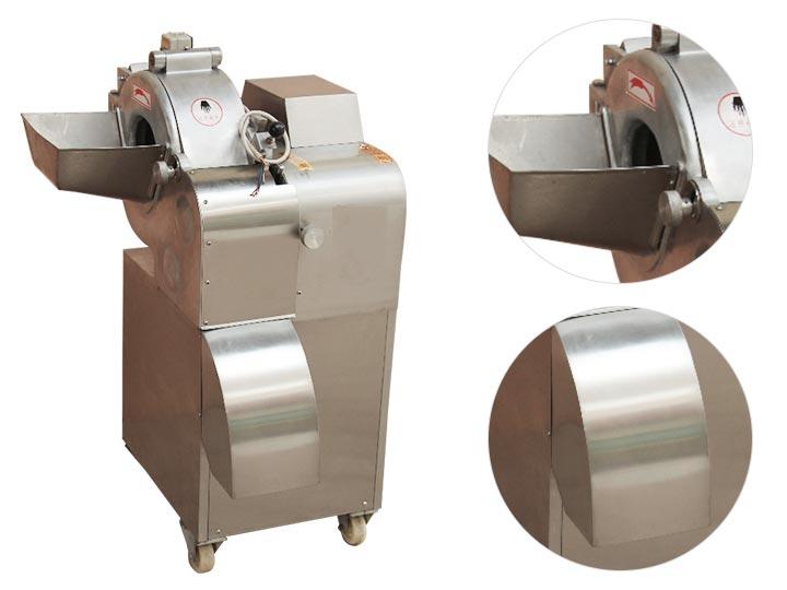 onion dicing cutting machine details