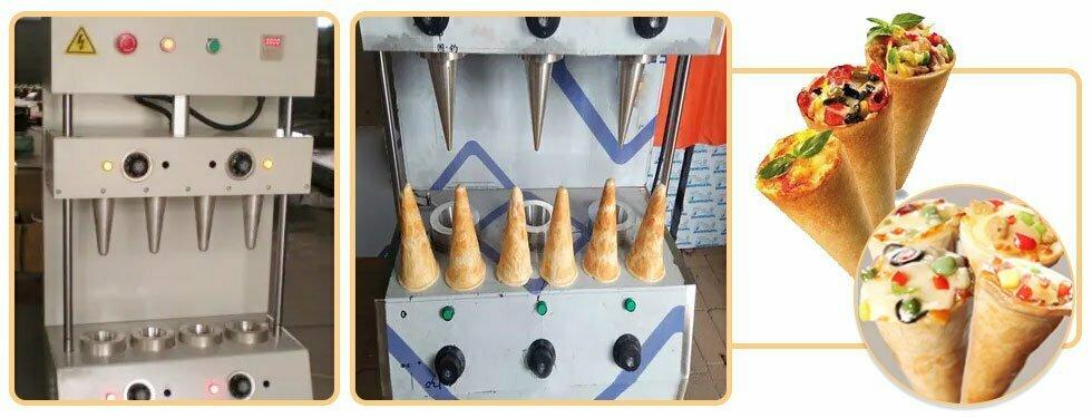 pizza cone making machine manufacturer