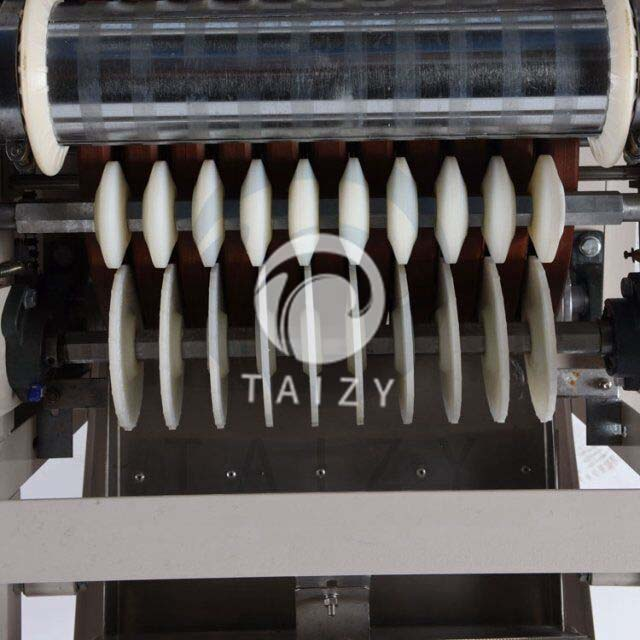 almond peeling machine roller