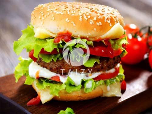 hamburger patties machine
