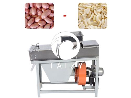 Automatic peanut peeling machine peanut red skin peeler