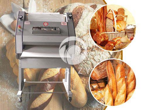 French baguette making machine