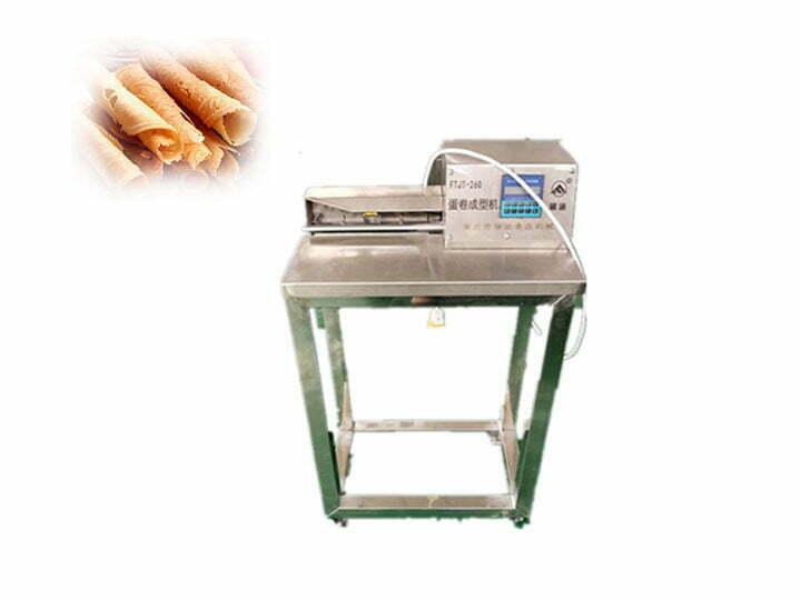 biscuit rolls forming machine