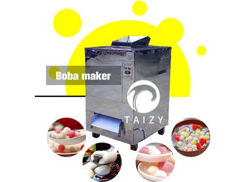 boba maker