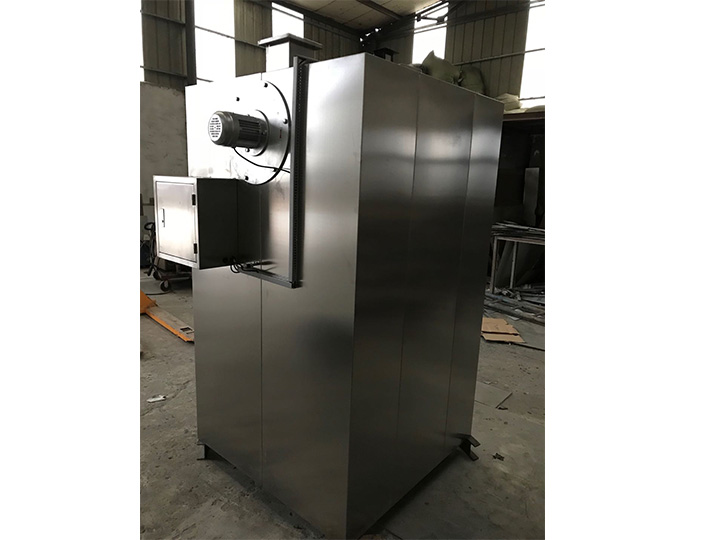 food drying machine exported to Malaysia