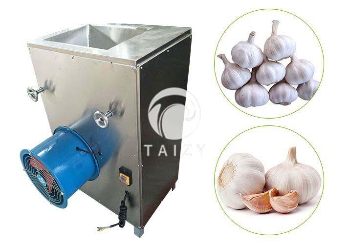 garlic splitting machine