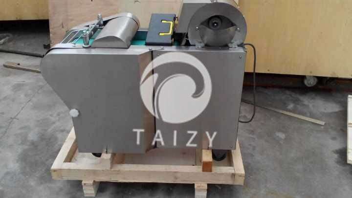 Vegetable cutting machine for all kinds of vegetables
