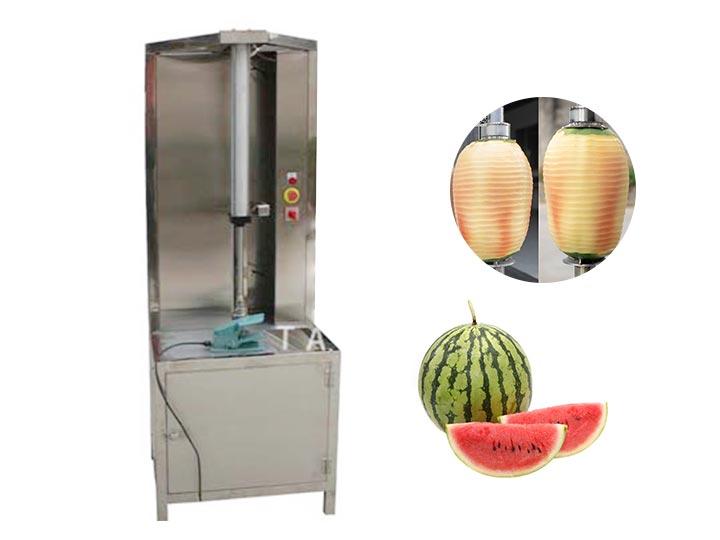 watermelon peeling machine