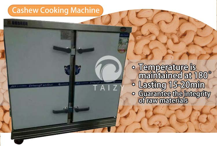 cashew peeling machine