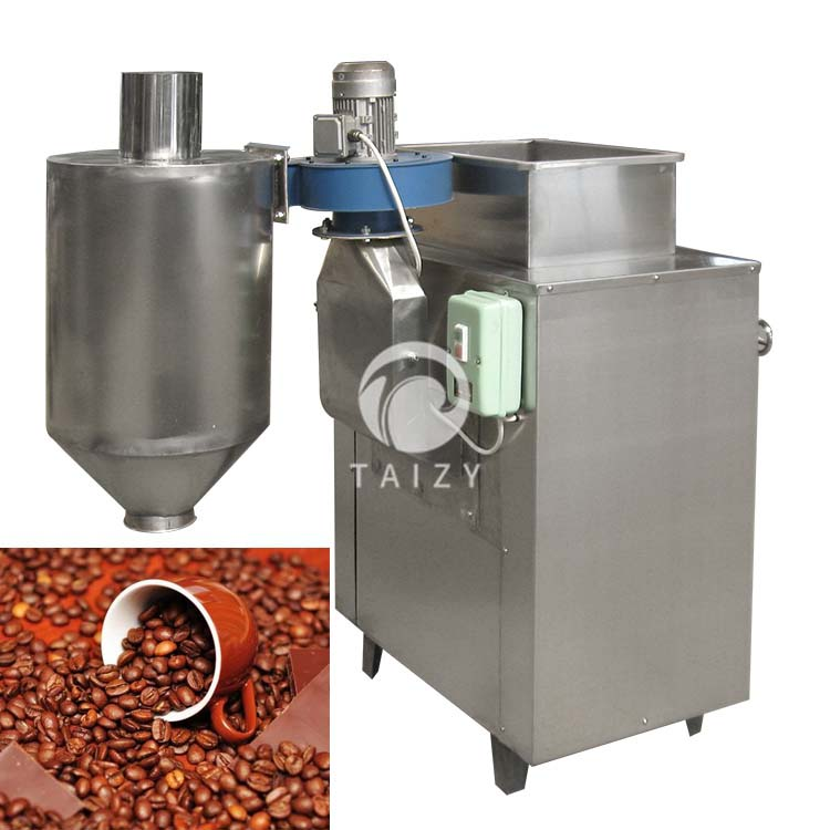 cocoa bean peeling machine