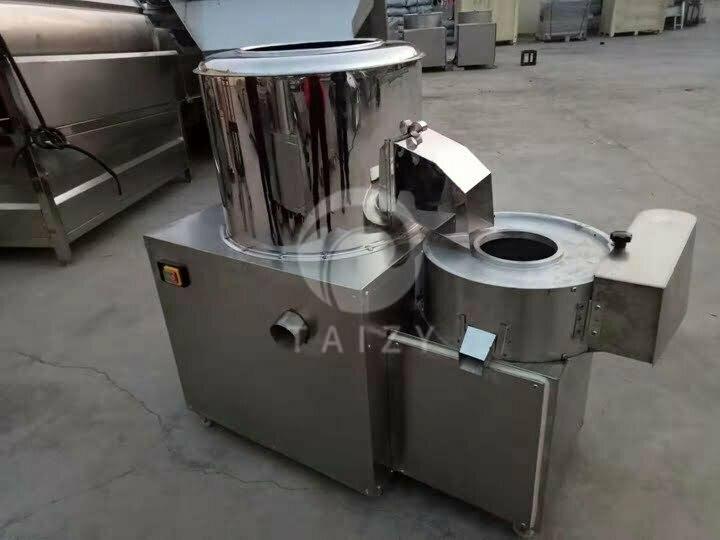 Potato processing equipment