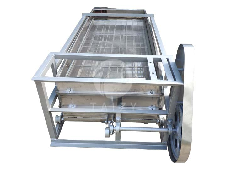 cassava screening machine
