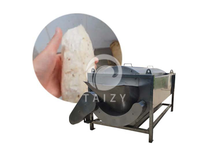 peeling machine