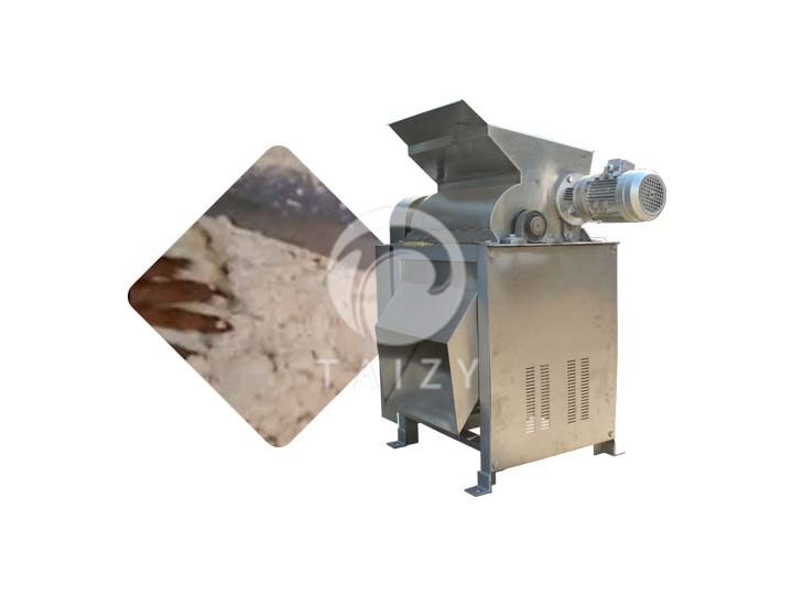 cassava crusher machine