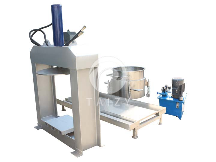 cassava water removing machine