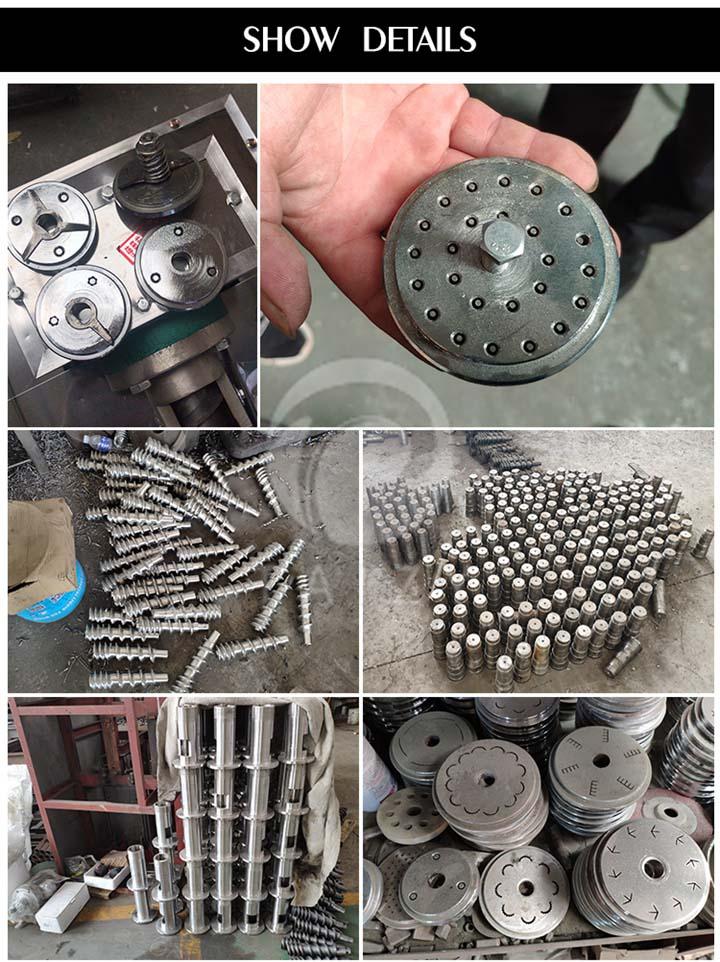 electric pasta maker machine details