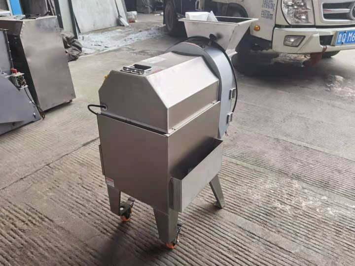 potato slicer exported to Pakistan