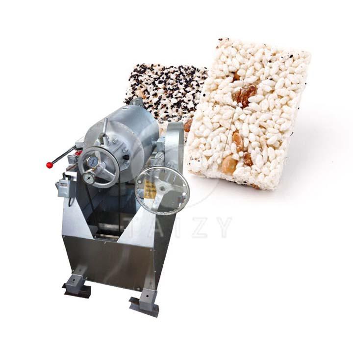 rice,corn,wheat puffing machine