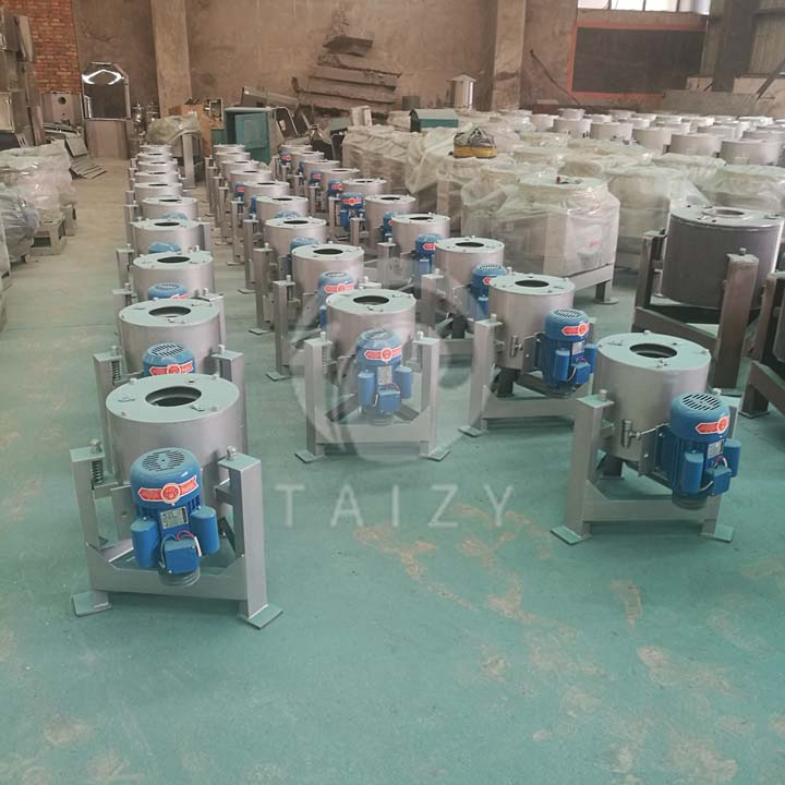 oil cleaning machine stock