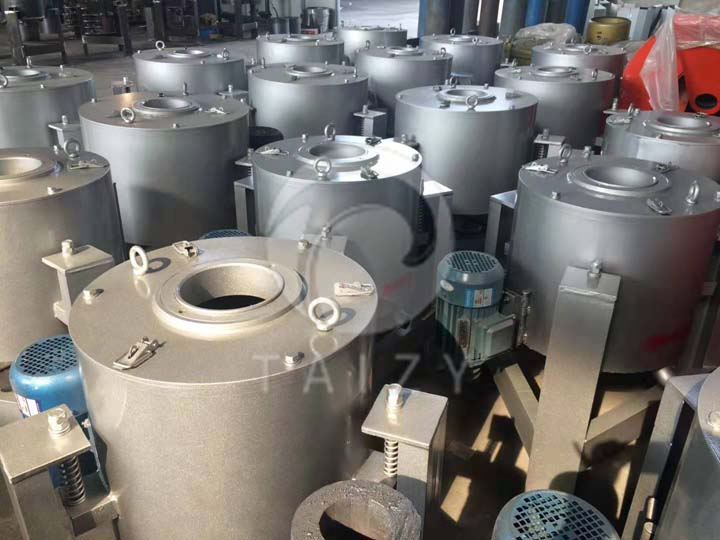 oil filtering machine factory