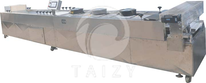 peanut cutting and forming machine