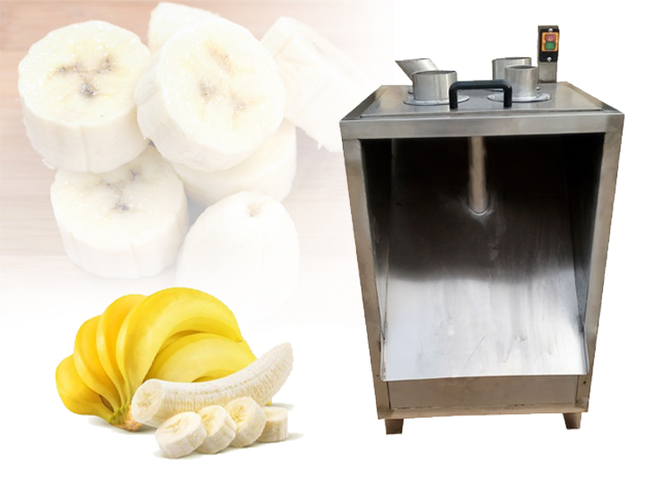 commercial banana chips slicing cutting machine