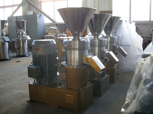 peanut butter machine export to South Africa